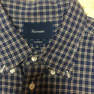 Faconnable Shirts - EUC Men's Faconnable button Down